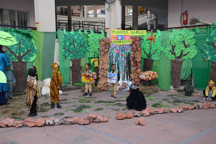 Ajit Karam Singh International Public School-Fancy Dress