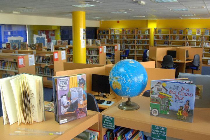 Gems School - Digital Library