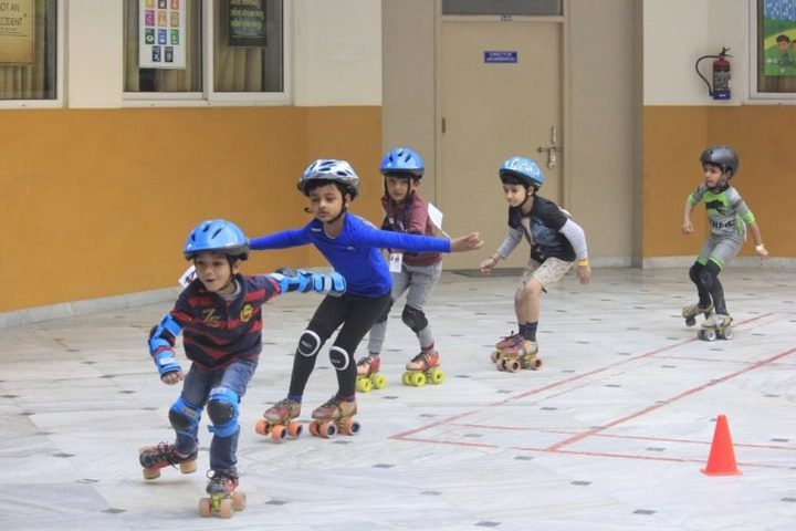 Gems School - Skating