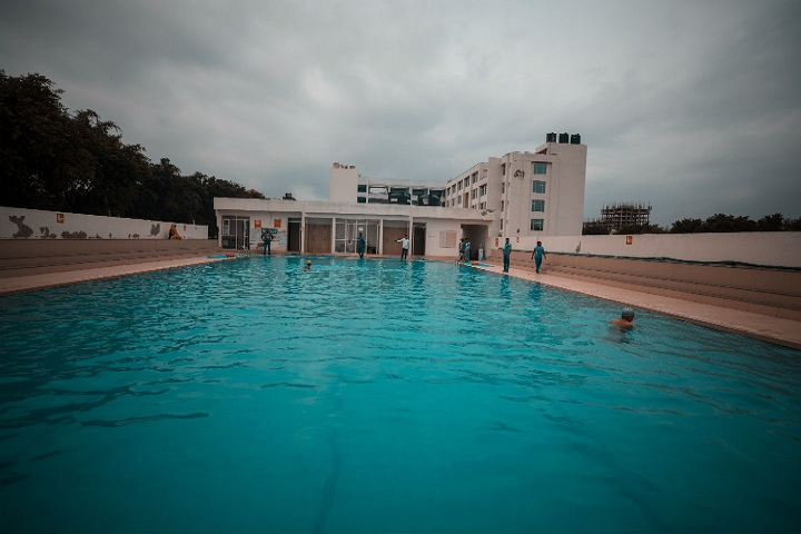 Gems School - Swimming Pool