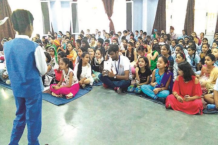 Ankur school-Seminar