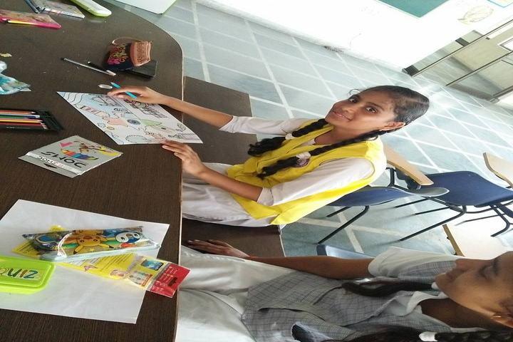 Rajputana Public School-Art And Craft