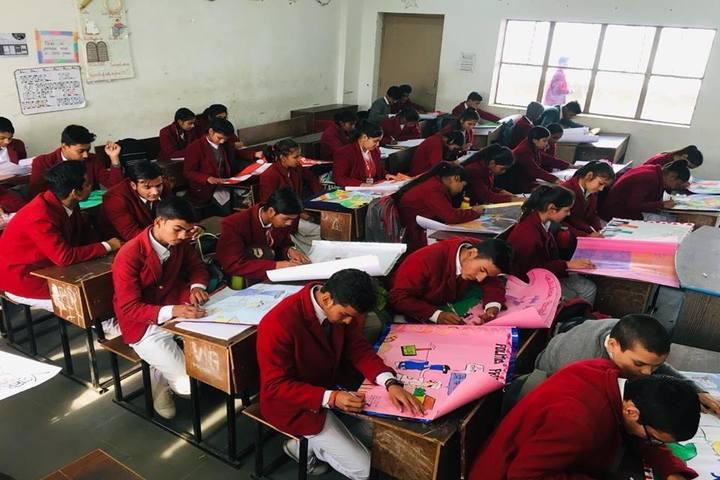 Rajputana Public School-Classroom