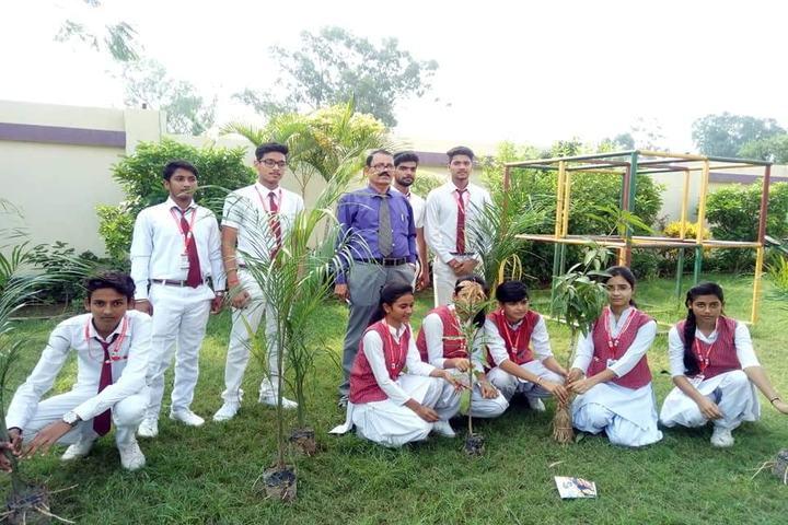 Rajputana Public School-Environment Day