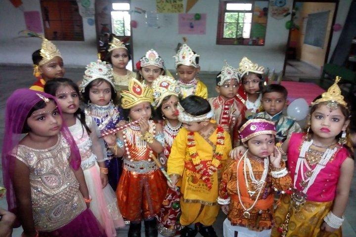 Rajputana Public School-Festival Celabrations