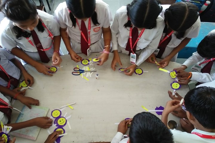 Rajputana Public School-Friendship Day