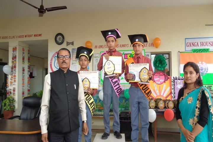 Rajputana Public School-Graduation Day
