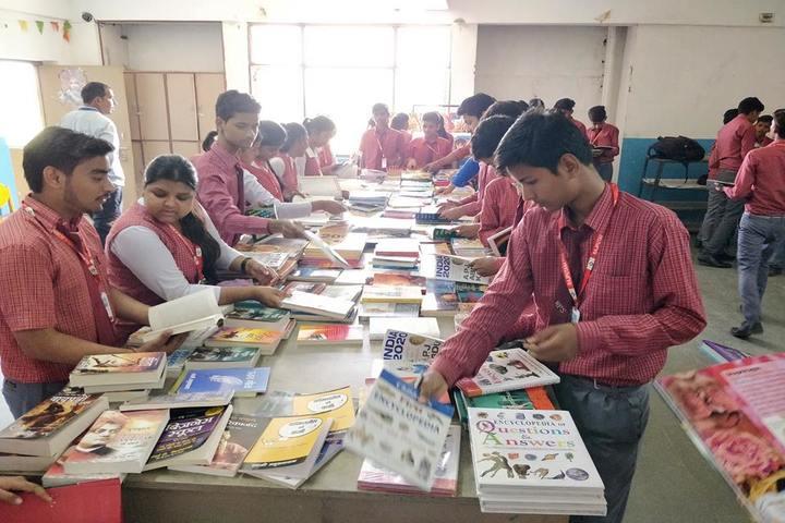 Rajputana Public School-Library