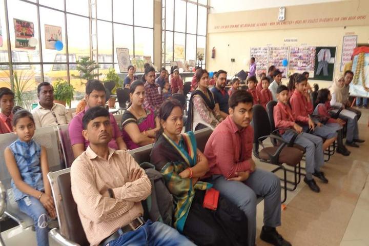 Rajputana Public School-Parents Meeting