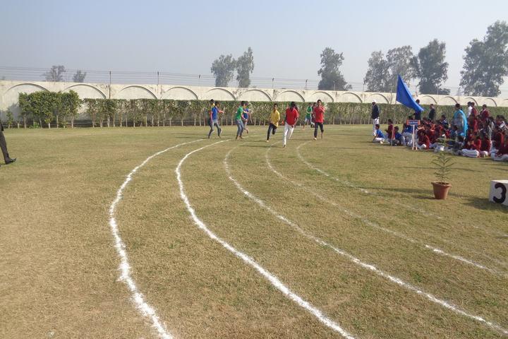Rajputana Public School-Running Race