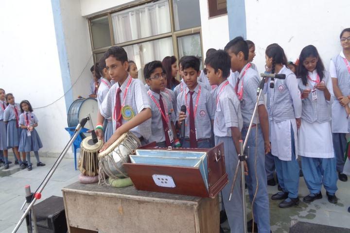 Rajputana Public School-Singing