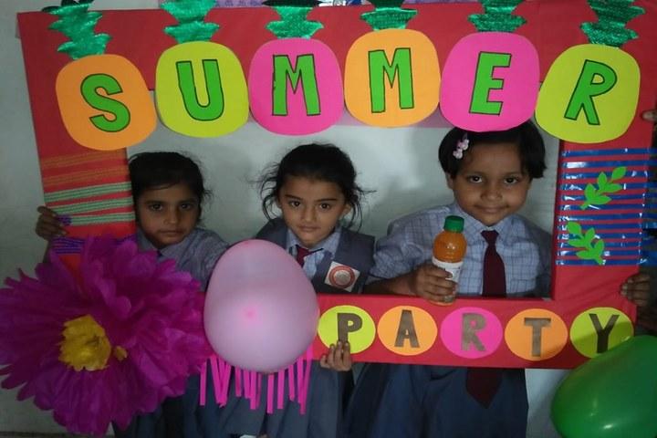 Rajputana Public School-Summer Party