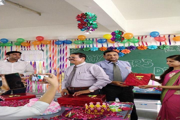 Rajputana Public School-Teachers Day