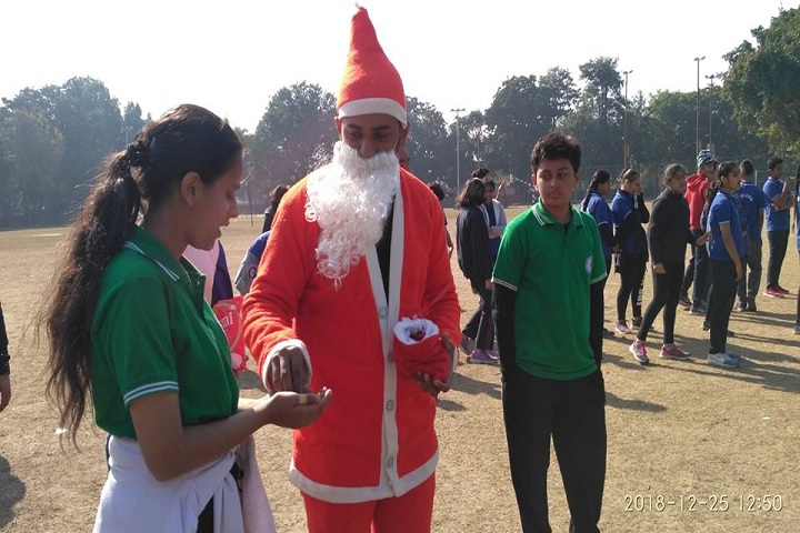 Ashiana Public School-Christmas celebration