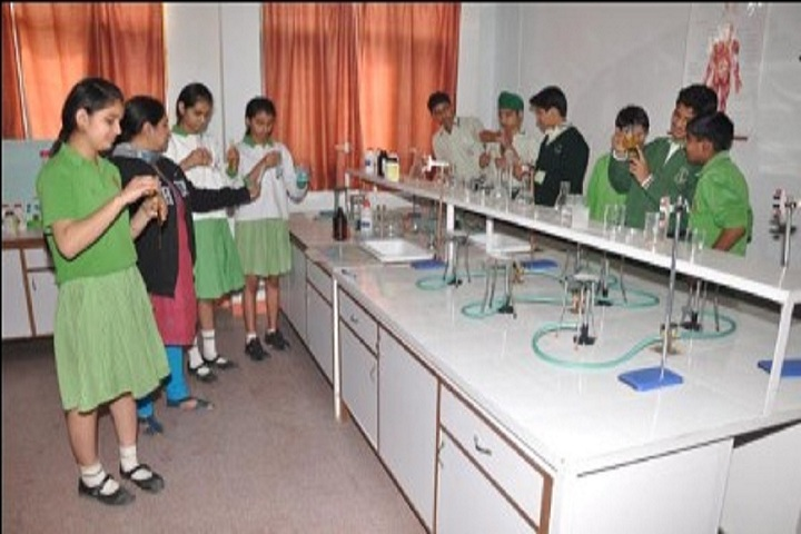 Ashiana Public School-Physics-Lab