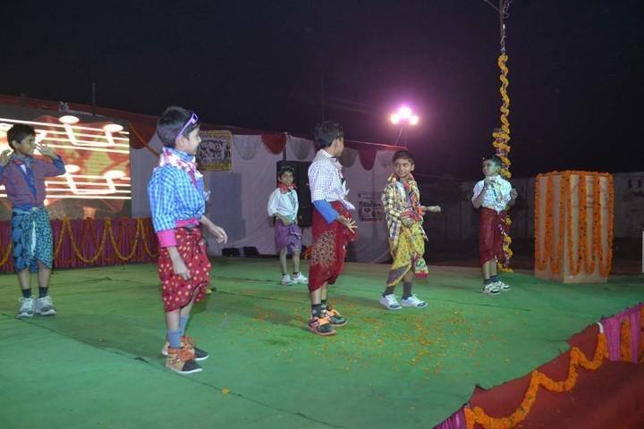 Ram Lakhan Bhatt International School-Dance