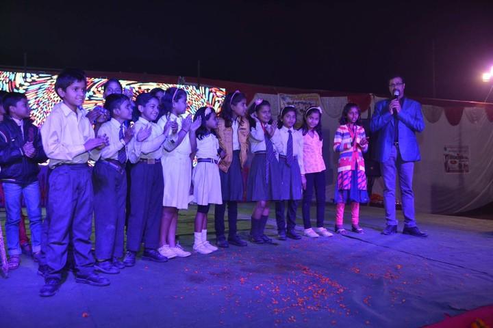 Ram Lakhan Bhatt International School-Event