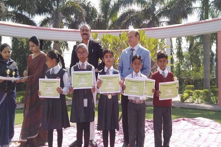 Ram Prasad Bismil Memorial Public School-Certification
