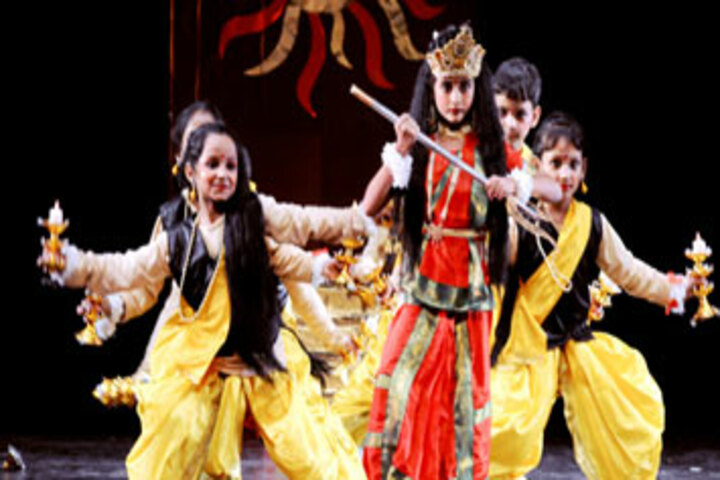 Rama International School-Dance