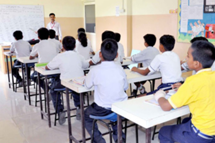 Rama International School-Maths Labs