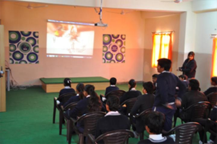 Rama International School-Smart Classs