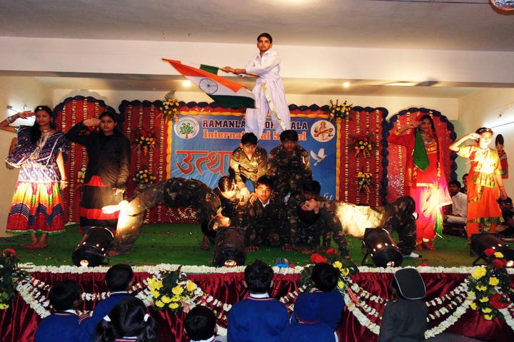 Ramanlal Shorawala International School-Event