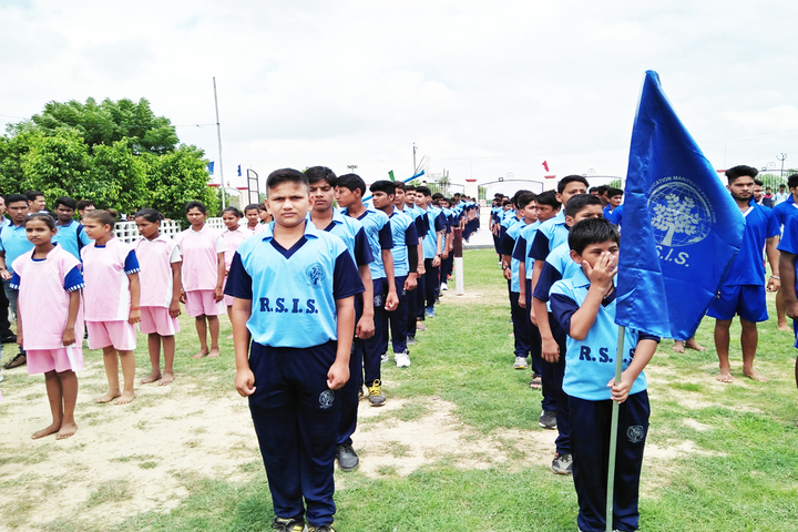 Ramanlal Shorawala International School-School Event