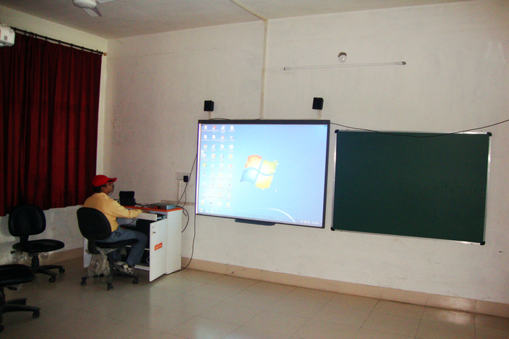 Ramanlal Shorawala International School-Smart Classroom