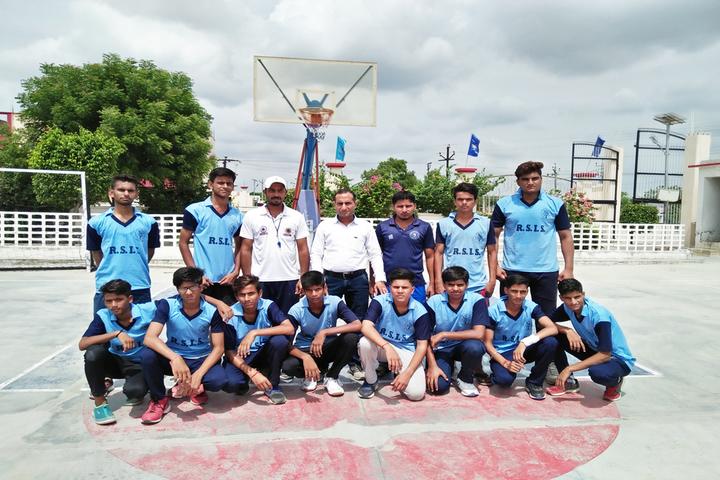 Ramanlal Shorawala International School-Sports