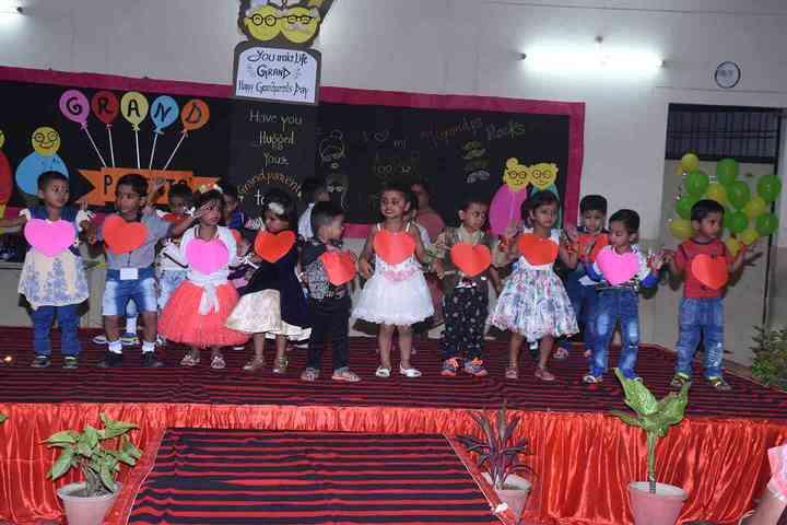 Rameshwaram International Academy-Grand Parents Day