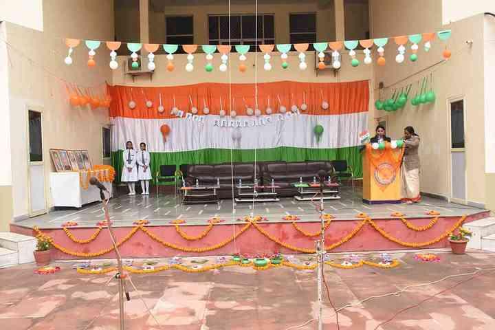 Rameshwaram International Academy-Republic Day