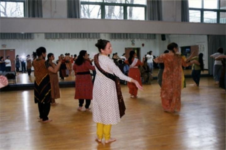 Ramsakhi Ram Niwas Convent School-Dance Lab