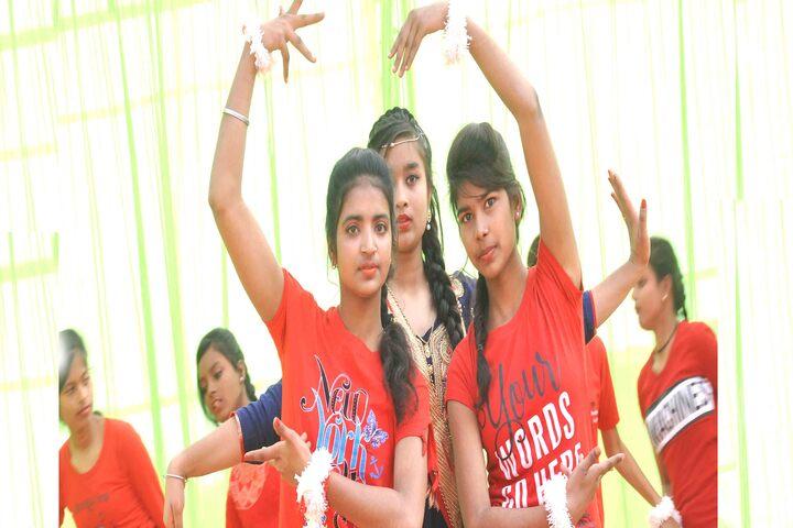 Ramsakhi Ram Niwas Convent School-Dance