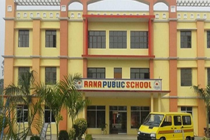 Rana Public School-Building