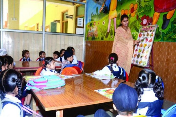 Rana Public School-Classroom