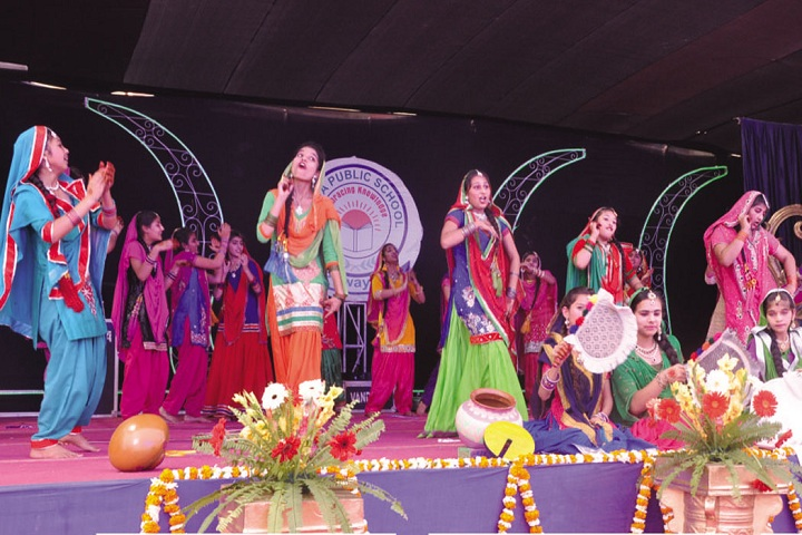 Rana Public School-Dance