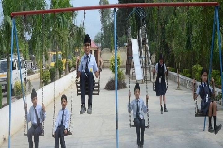 Rana Public School-Play Area