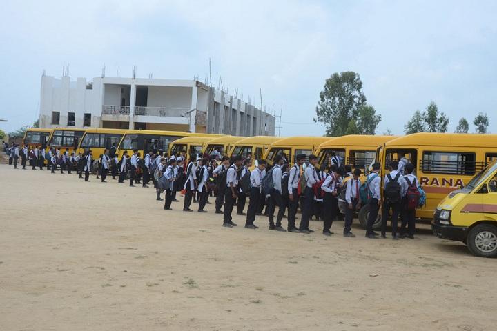 Rana Public School-Transportation