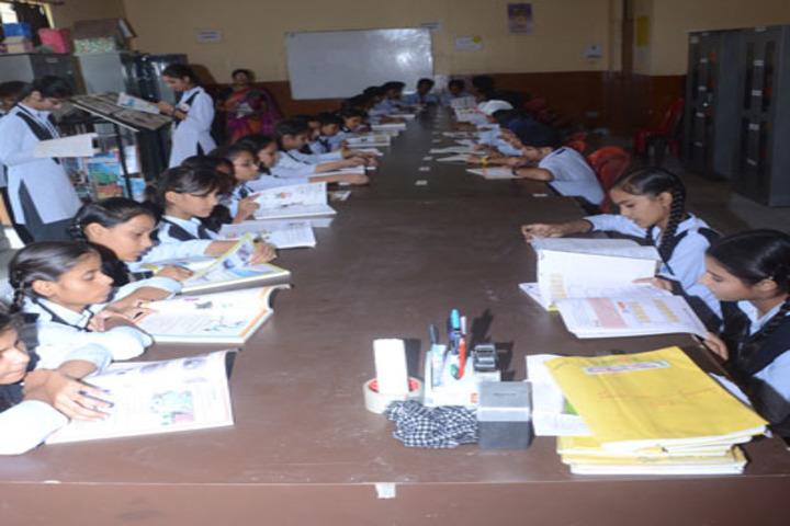 Rana Public School-Library