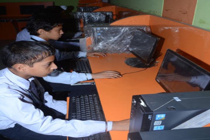 Rana Public School-Computer Lab