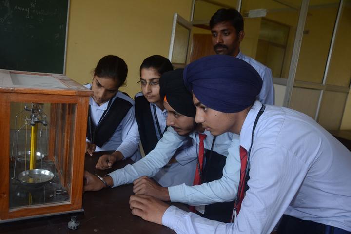 Rana Public School-Lab1