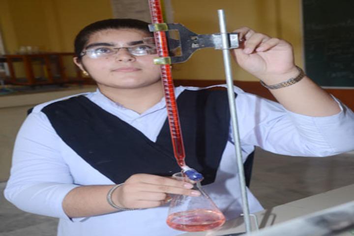 Rana Public School-Science Lab