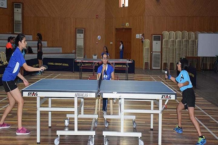 Carmel Convent School-Games