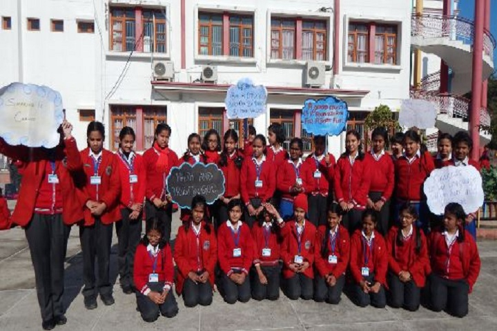 Carmel Convent School-Red Day