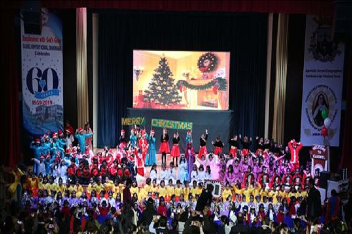 Carmel Convent School- Christmas Carnival