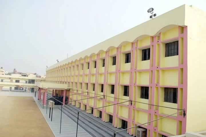 Rani Laxmi Bai Memorial Senior Secondary School-Campus View