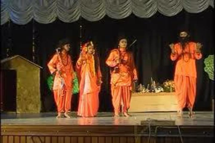 Rani Laxmi Bai Memorial Senior Secondary School-Drama