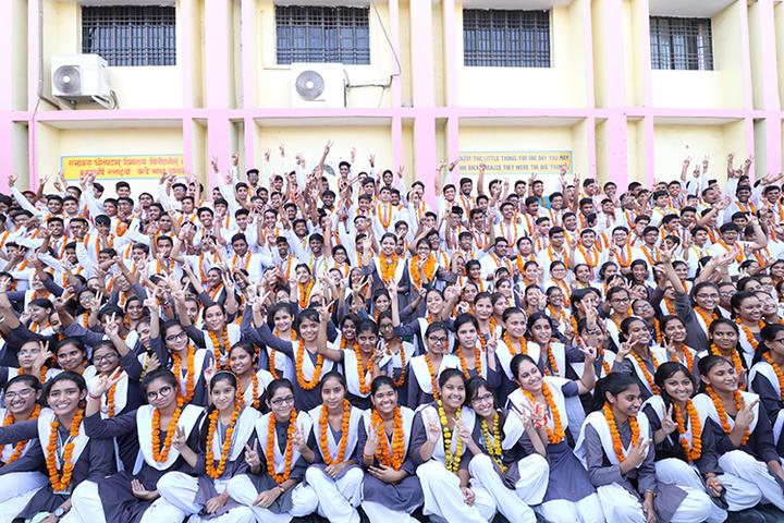 Rani Laxmi Bai Memorial School-Festival Celabrations
