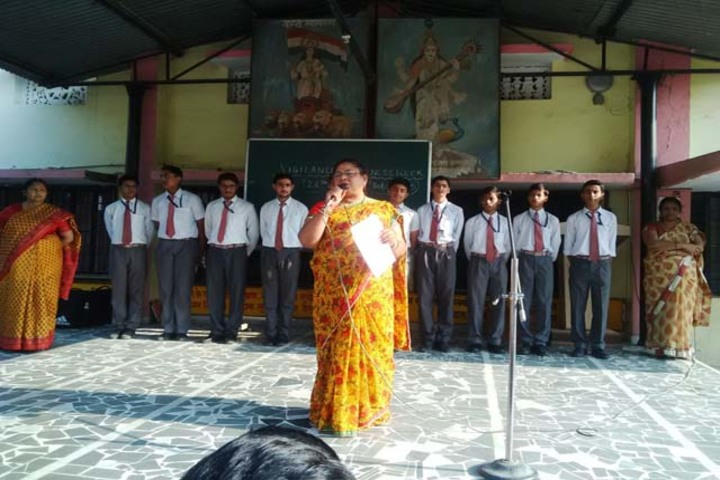 Rani Laxmi Bai Memorial School-Speech