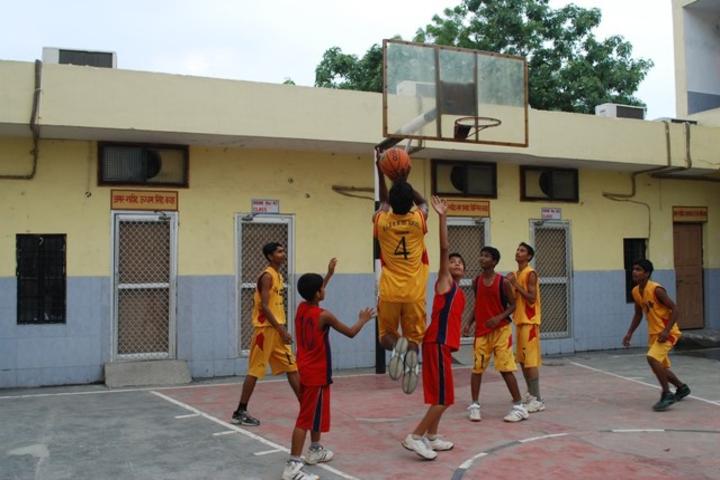 Rani Laxmi Bai Memorial School-Sports